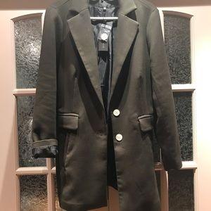 Dark green coat - Dynamite L